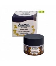 Crema Facial Antiarrugas 50 ml. - Agave