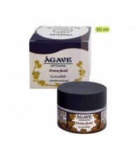 Crema Facial de Piel Sensible 50 ml. - Agave