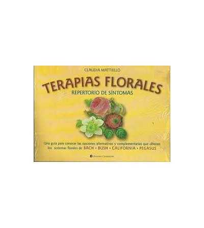 Terapias Florales, Repertorio de Síntomas